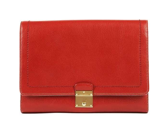Clutch Marc Jacobs rossa