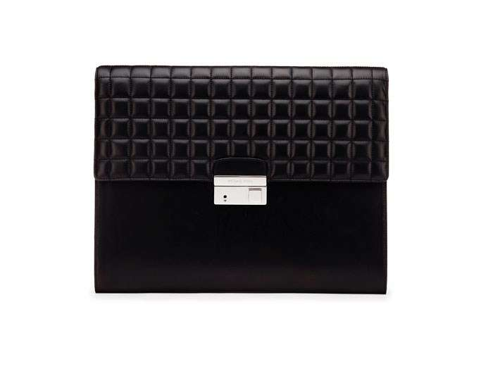 Clutch Michael Kors nera