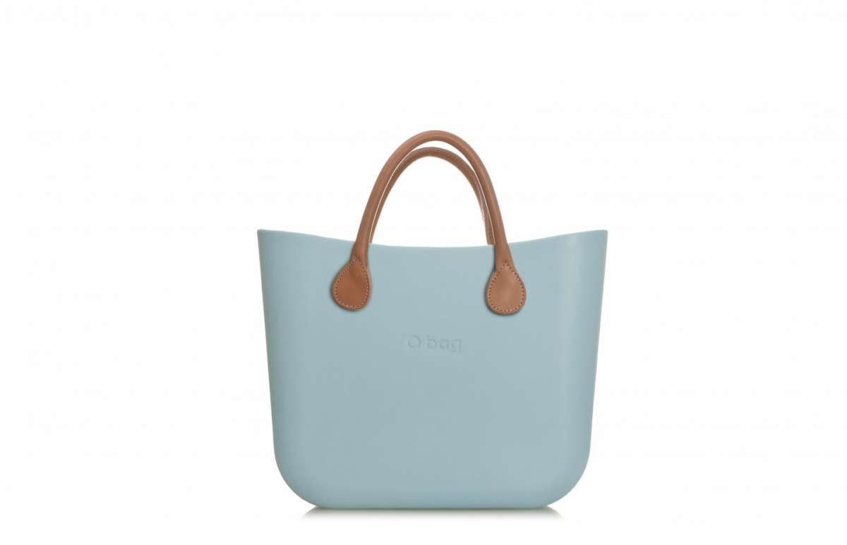 Shopper turchese O Bag by Fullspot