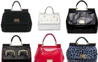 It Bag: Miss Sicily di Dolce & Gabbana