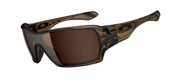 Mascherina marrone di Oakley