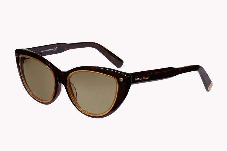 Patricia cat eye Dsquared2