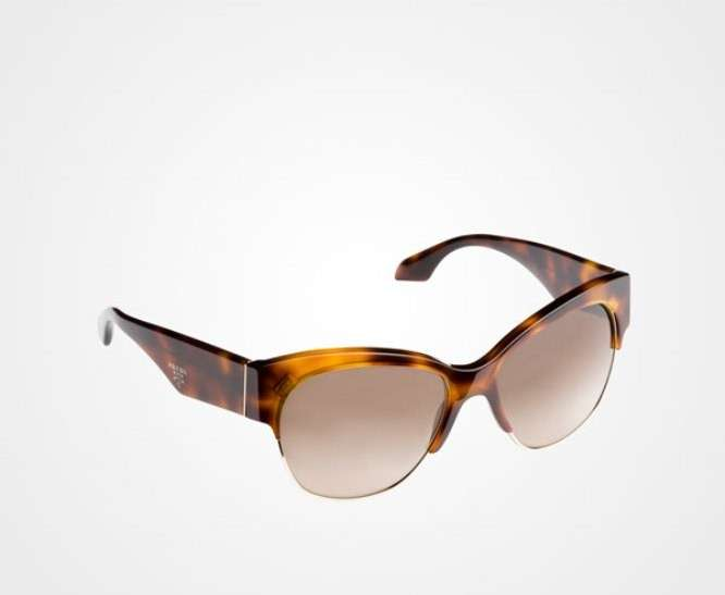 Sunglasses rimless