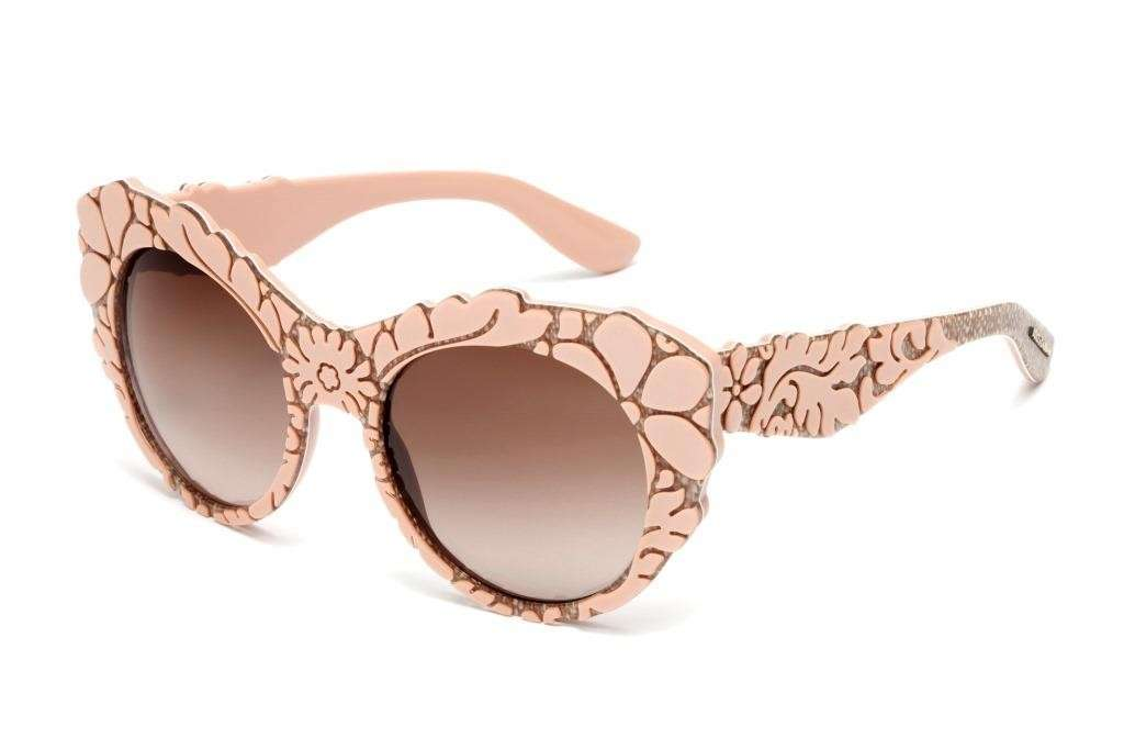 Mama's Brocade sunglasses rosa