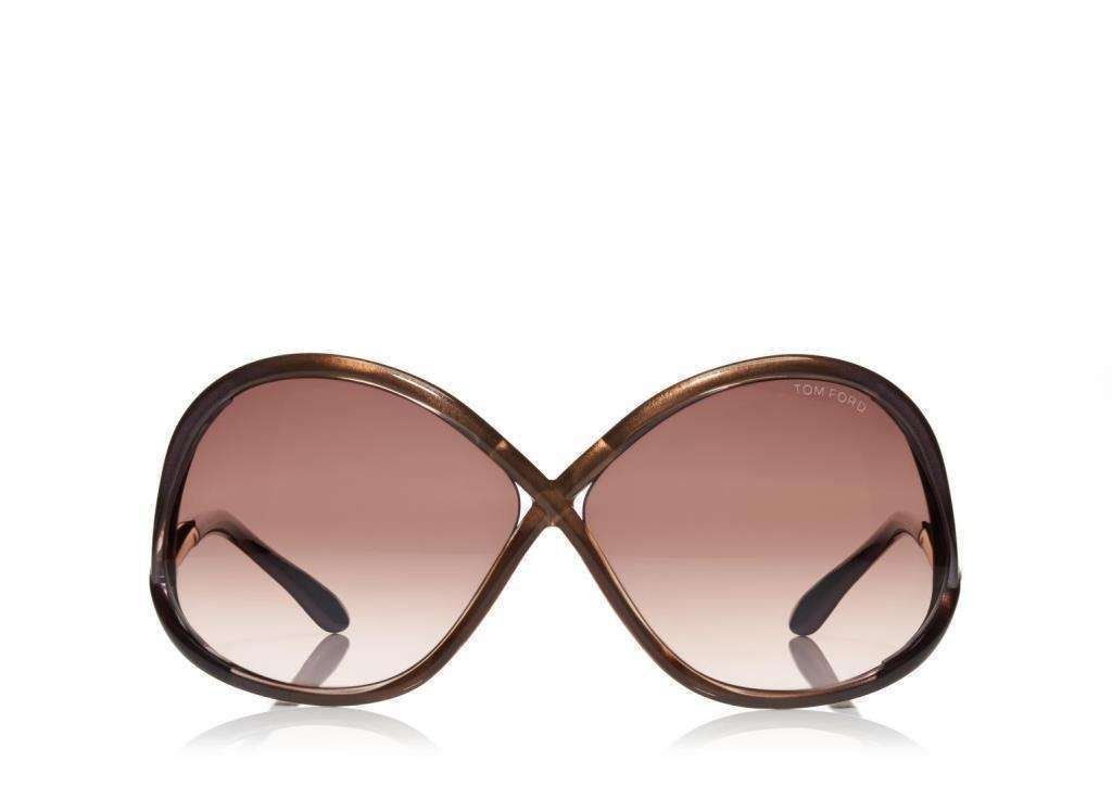 Sunglasses oversize Tom Ford