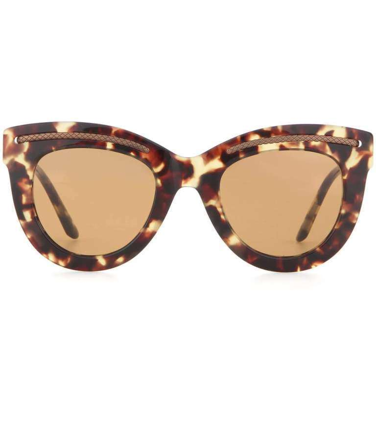 Bottega Veneta occhiali cat eye