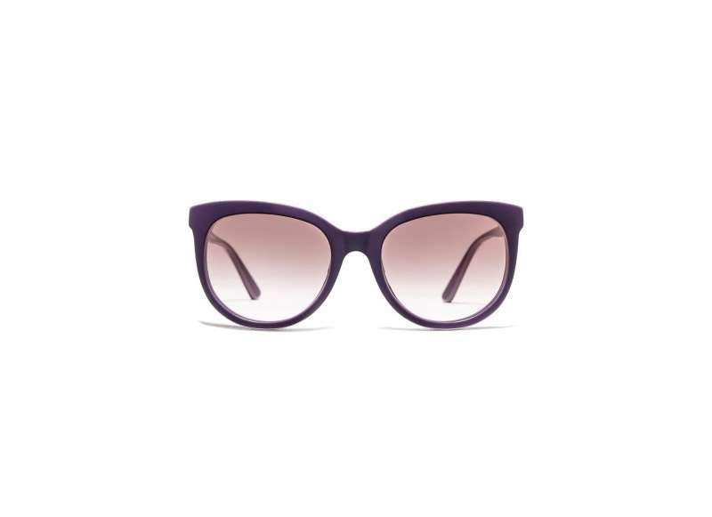 Etro occhiali cat eye viola