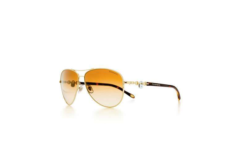 Occhiali aviator Tiffany