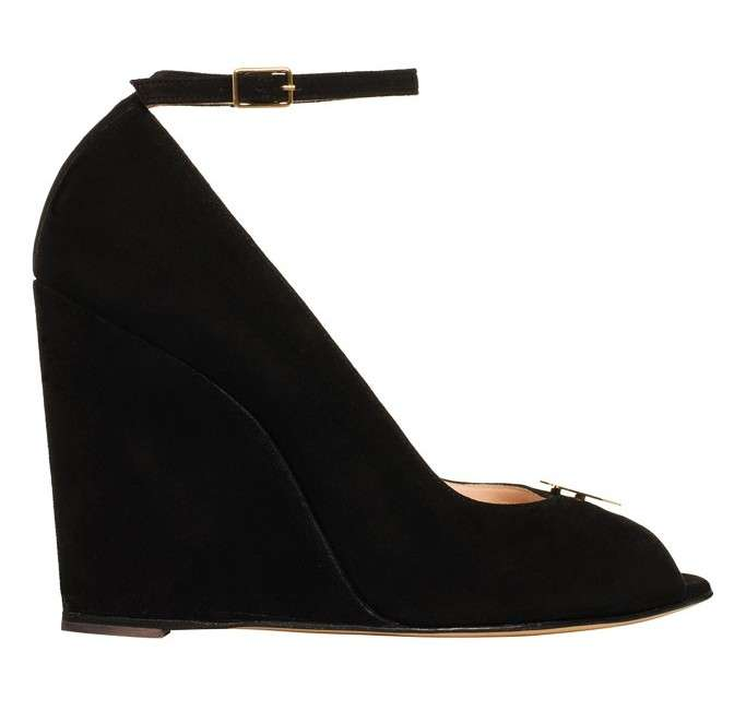 Mary jane peep-toe Jerome Dreyfuss nere