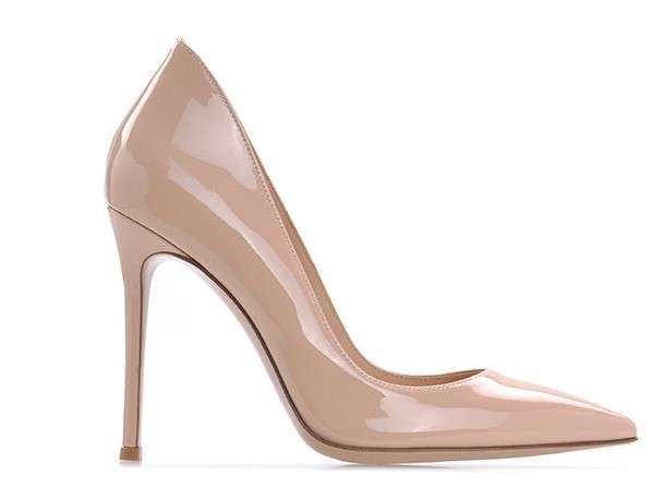 Pumps a punta Gianvito Rossi