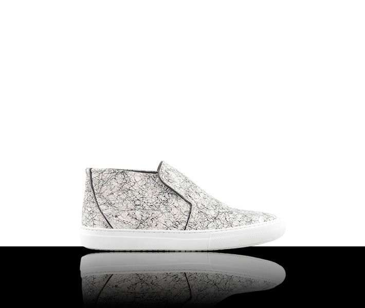 Slip on bicolor Pierre Hardy