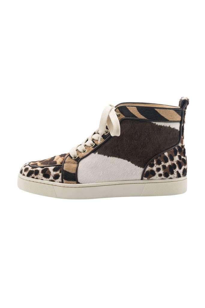 Sneakers maculate Christian Louboutin