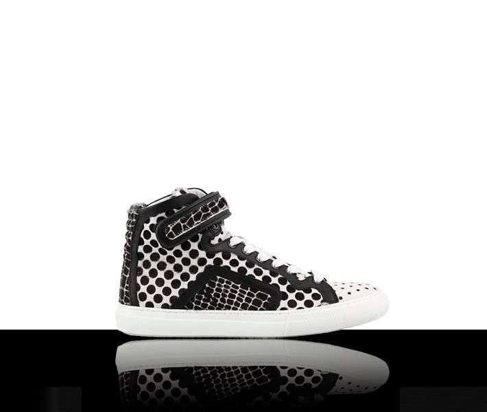 Sneakers a pois Pierre Hardy