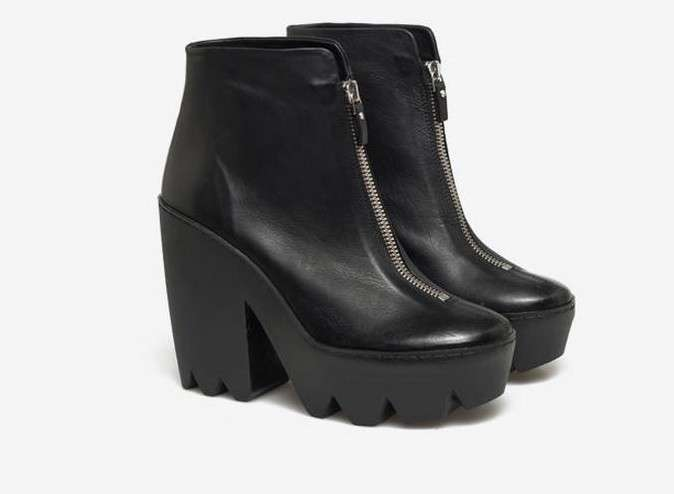 Ankle boot con suola carrarmanto Vic Matiè