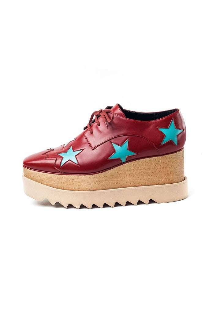 Creepers Stella McCartney con stelle