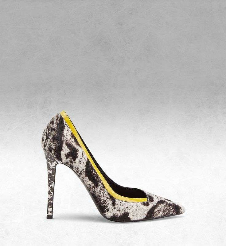 Pumps animalier Fendi