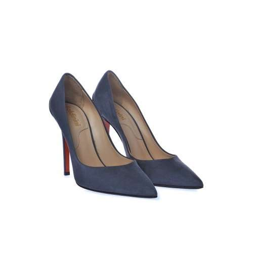 Pumps blu Baldinini