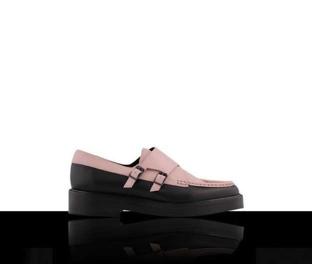 Creepers rosa e nere Pierre Hardy