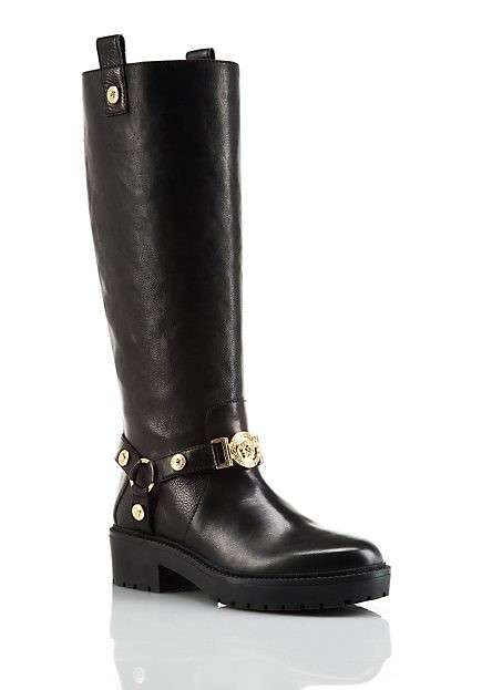 Riding boot Versace