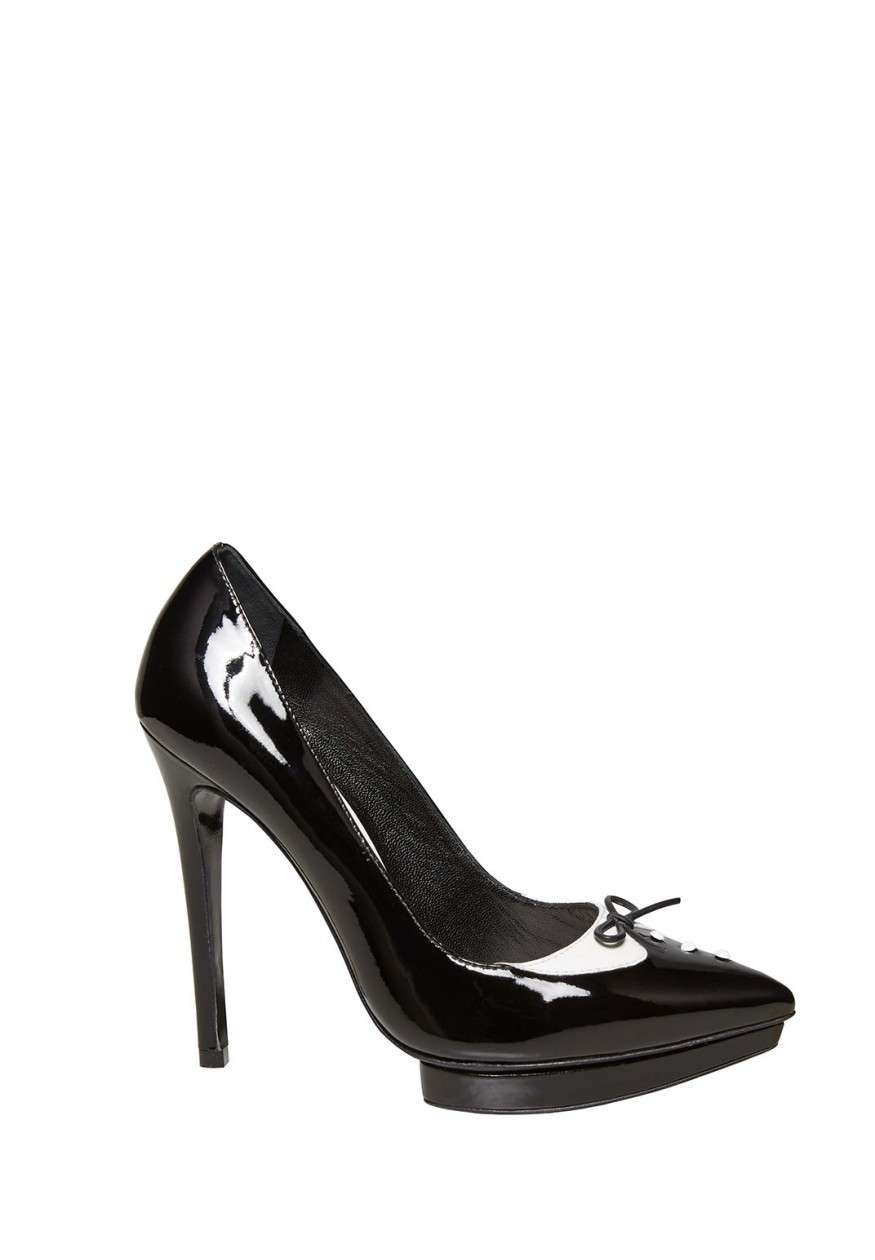 Pumps a punta Alice and Olivia in vernice