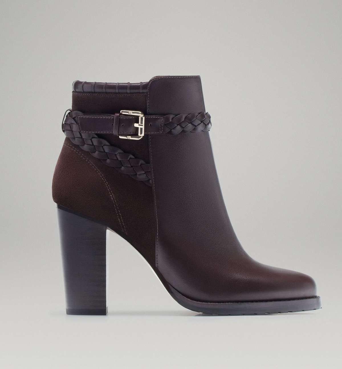 Ankle boot Massimo Dutti