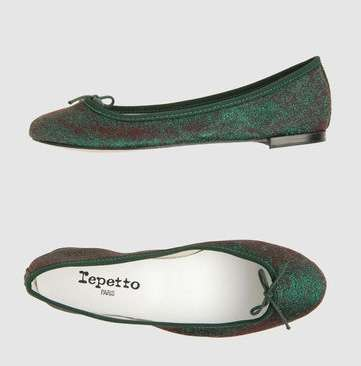 ballerine repetto