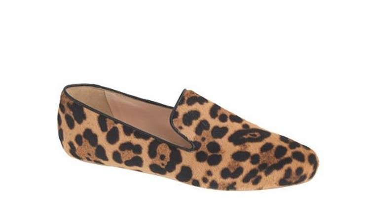 Slippers animalier