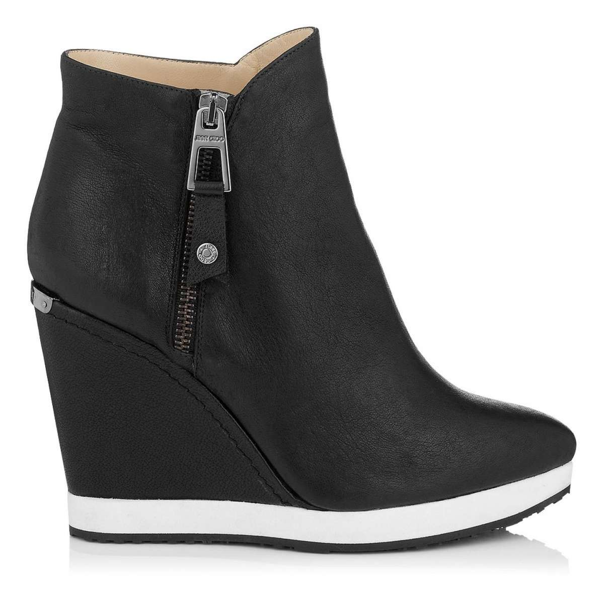 Ankle boot con zeppa Jimmy Choo