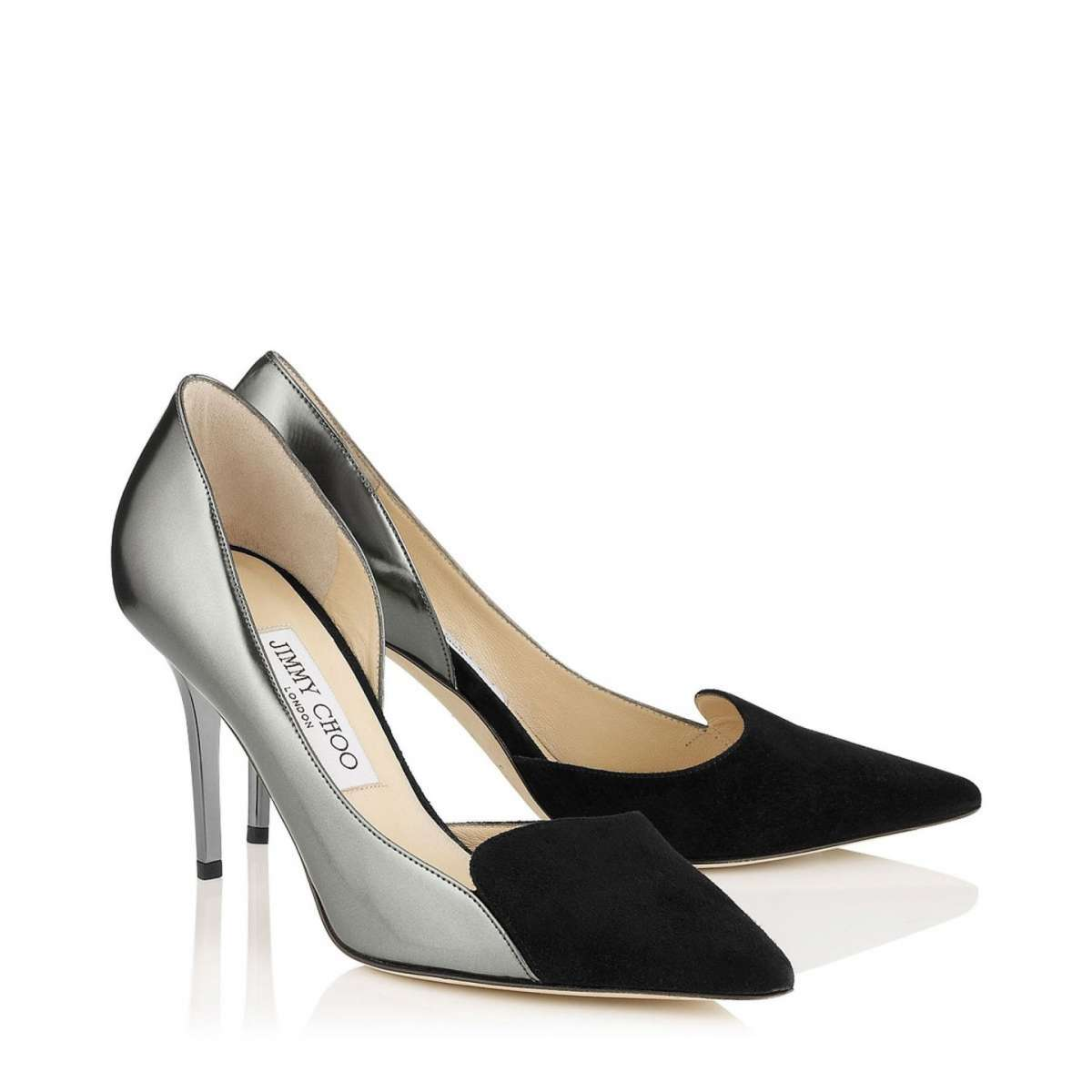 Pumps bicolor Jimmy Choo