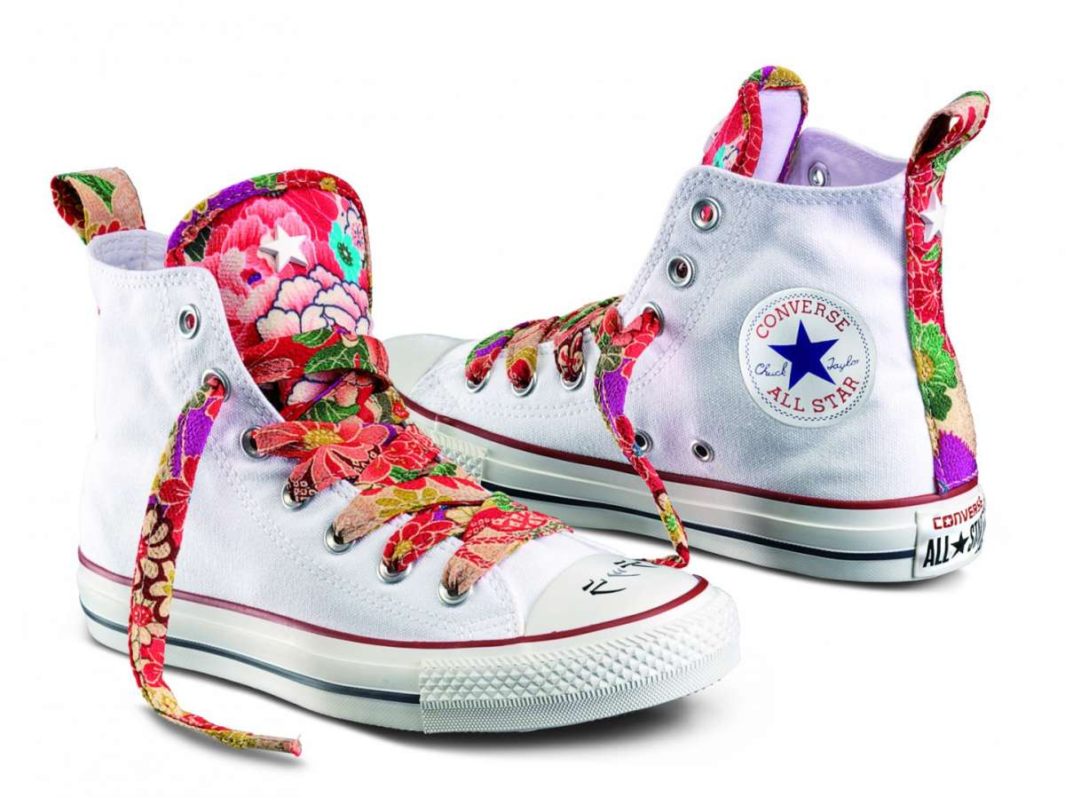 Sneakers Converse bianche
