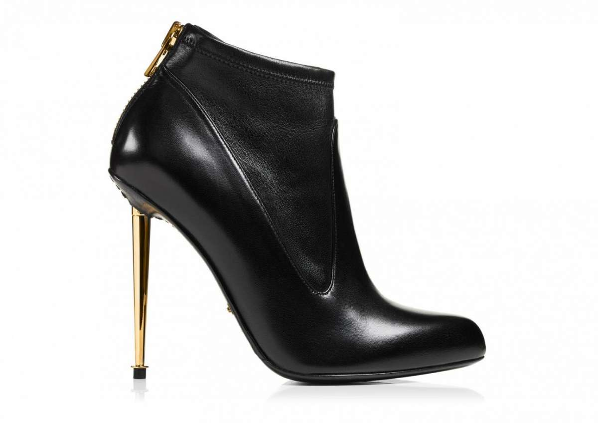 Ankle boot in vernice Tom Ford