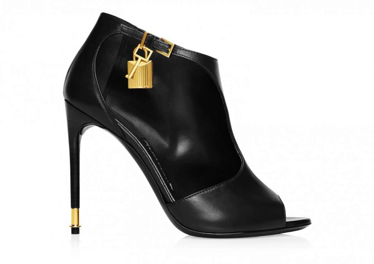 Ankle boot mesh Tom Ford