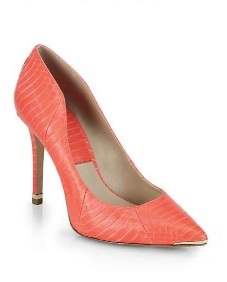 Pumps corallo