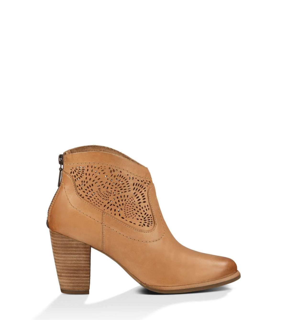 Ankle boot Ugg laser out beige