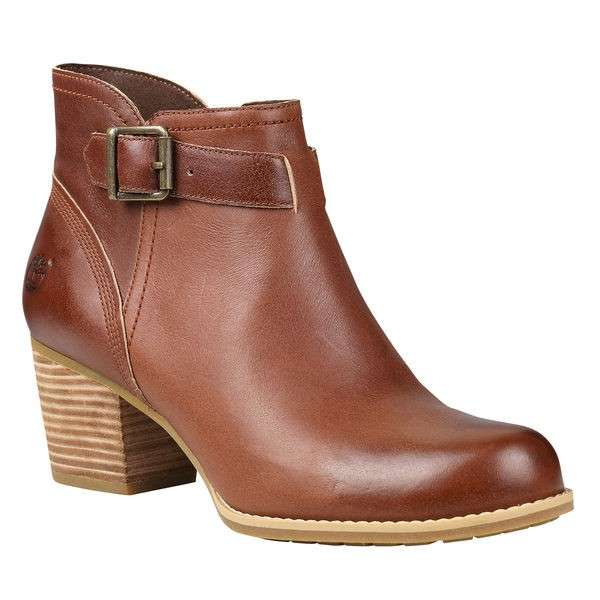 Ankle boot Timberland con tacco