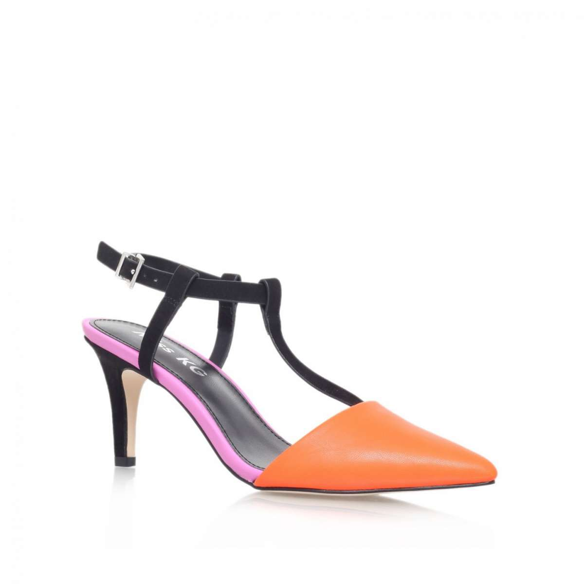 Mary jane in color block Kurt Geiger
