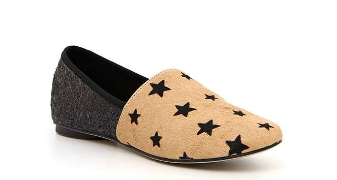Slippers con stelle