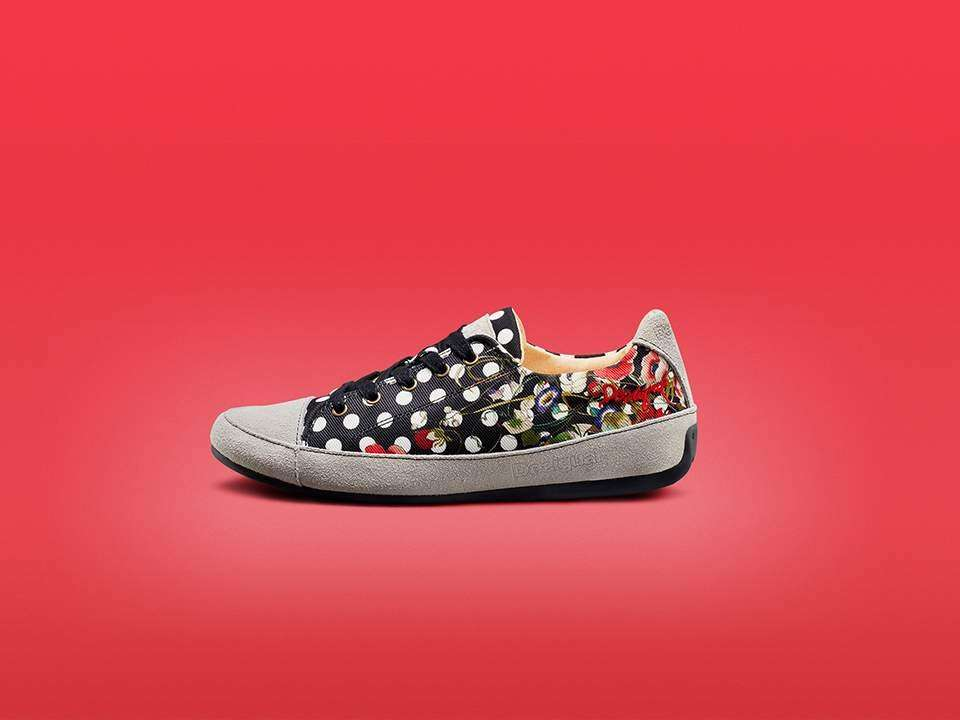 Sneakers a pois Desigual