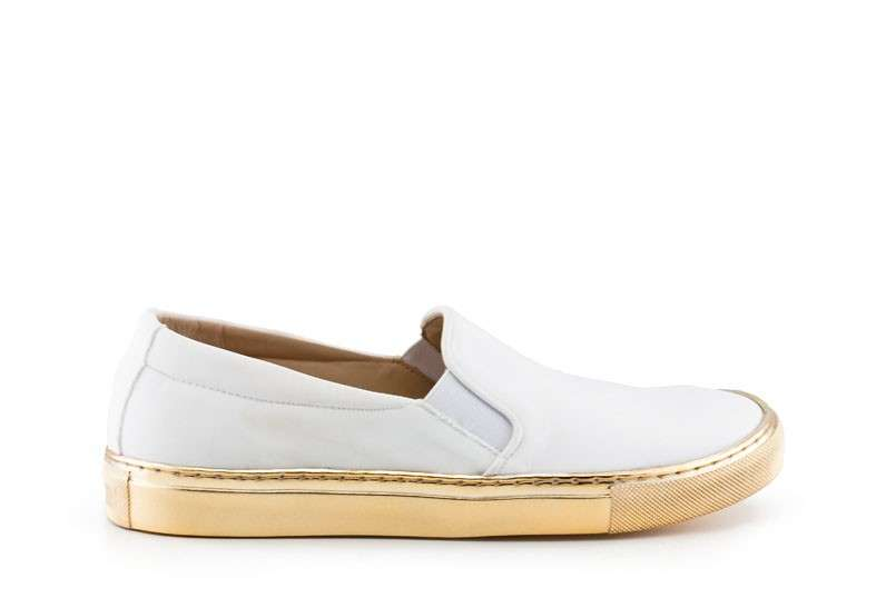 Slip on bicolor Ras