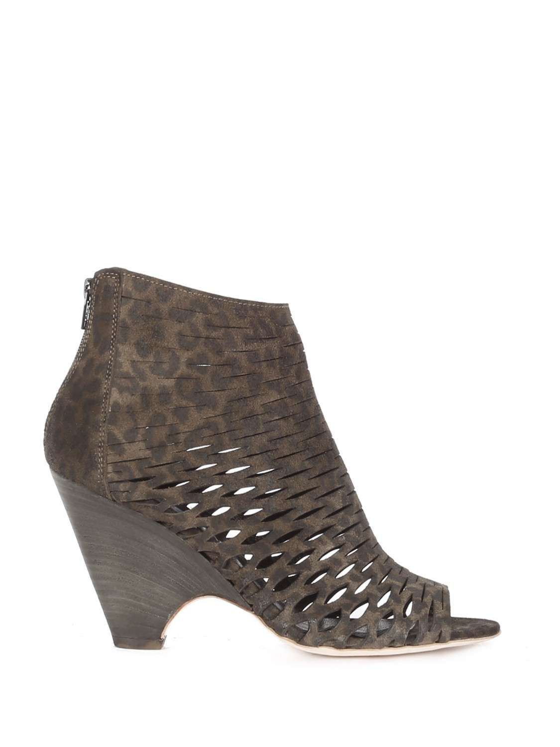 Ankle boot maculati Strategia