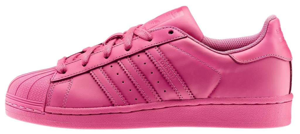 adidas supercolor en rosa