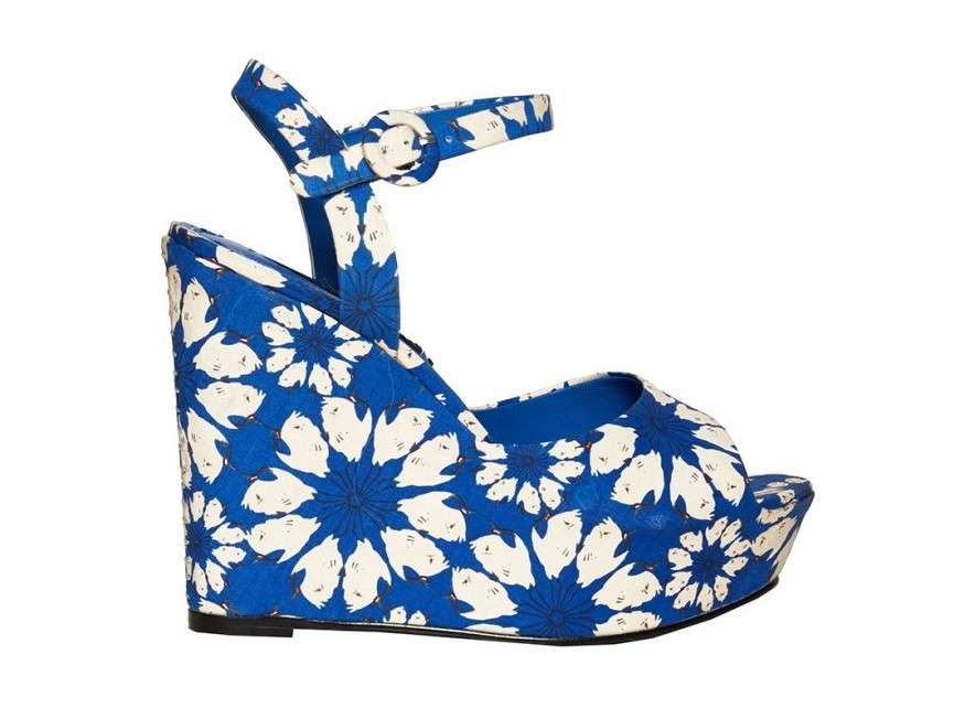 Zeppe stampate Alice and Olivia