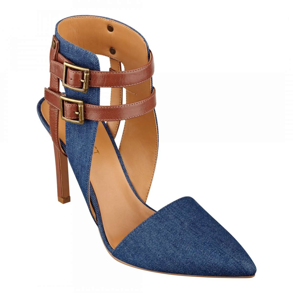 Mary jane in denim Nine West