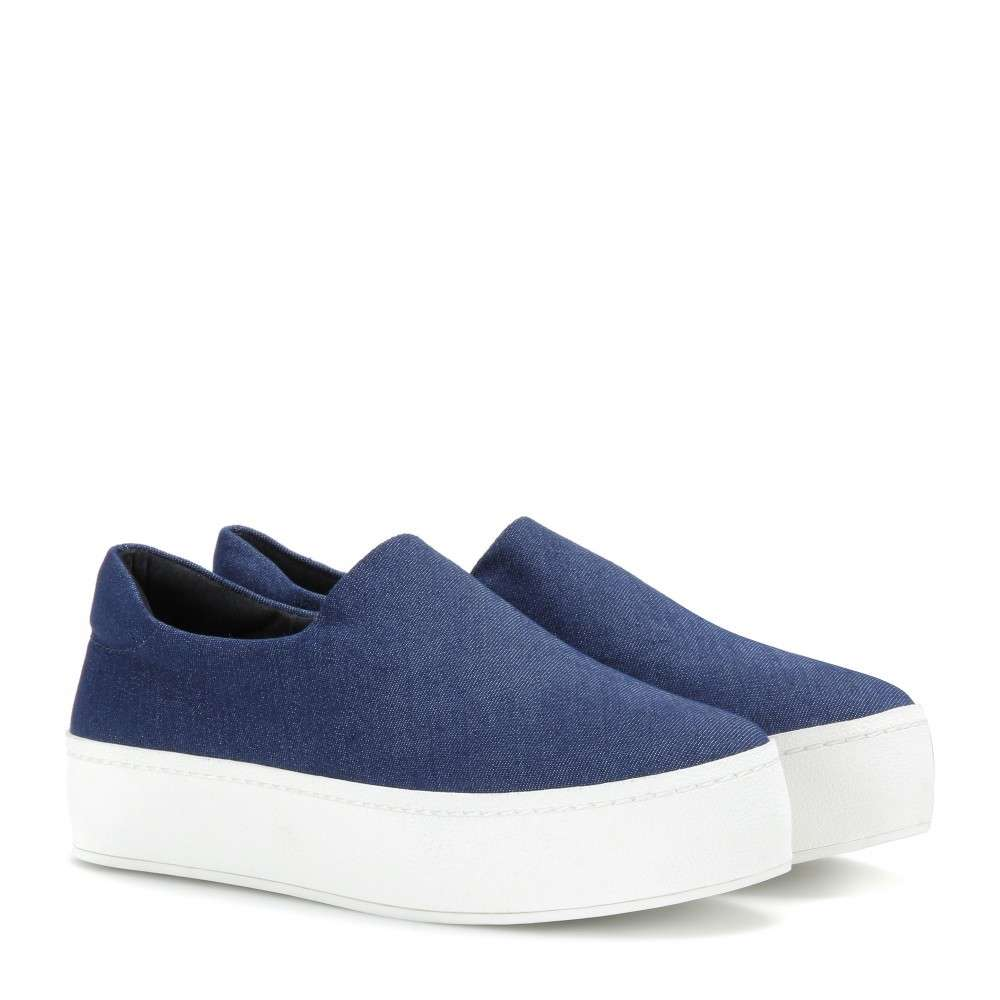 Slip on Opening Ceremony in denim