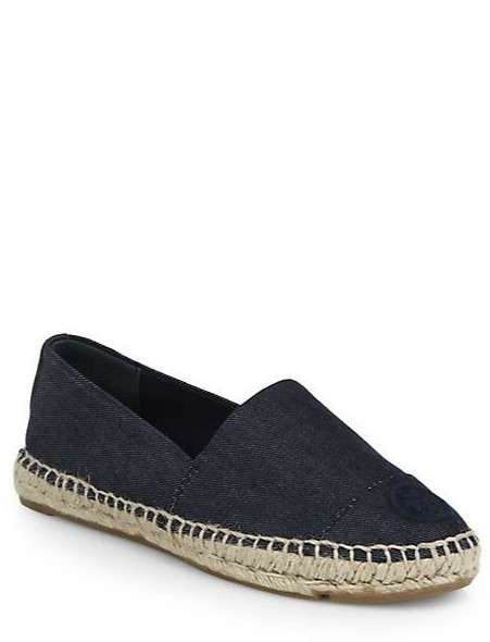 Espadrillas in denim Tory Burch