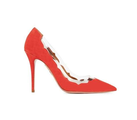 Pumps rosse