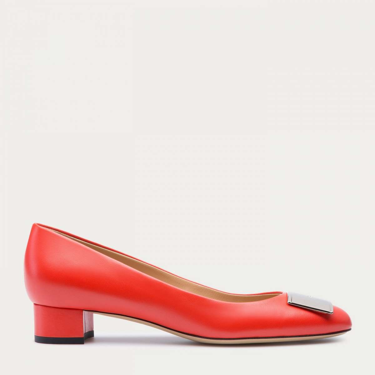 Pumps rosse Bally