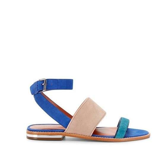Sandali in color block Rebecca Minkoff