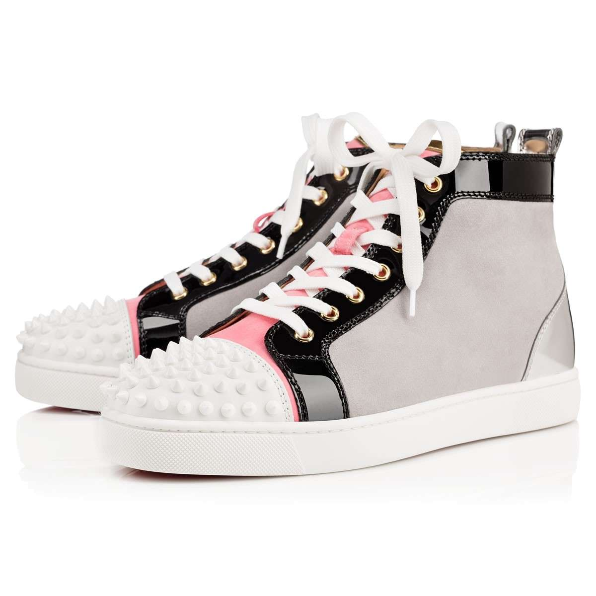 Sneakers colorate Christian Louboutin