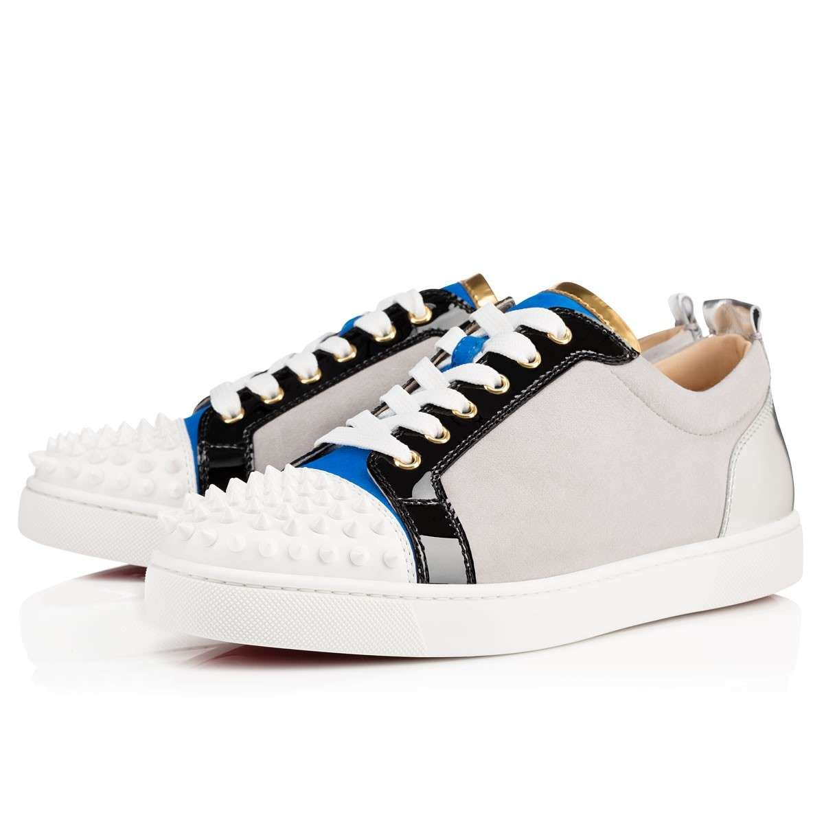 Sneakers in color block Christian Louboutin